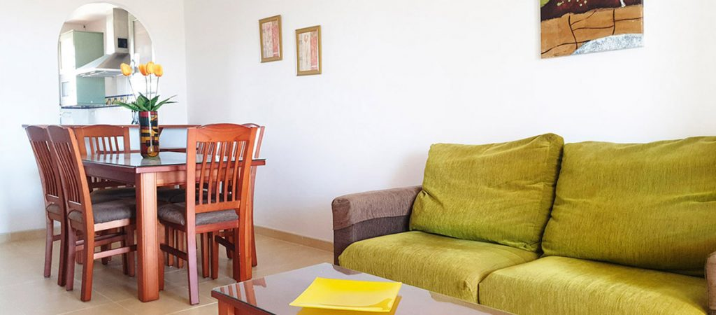 apartamento en costa almeria